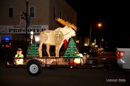 Stanley Parade of Lights