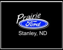 Prairie Ford Logo